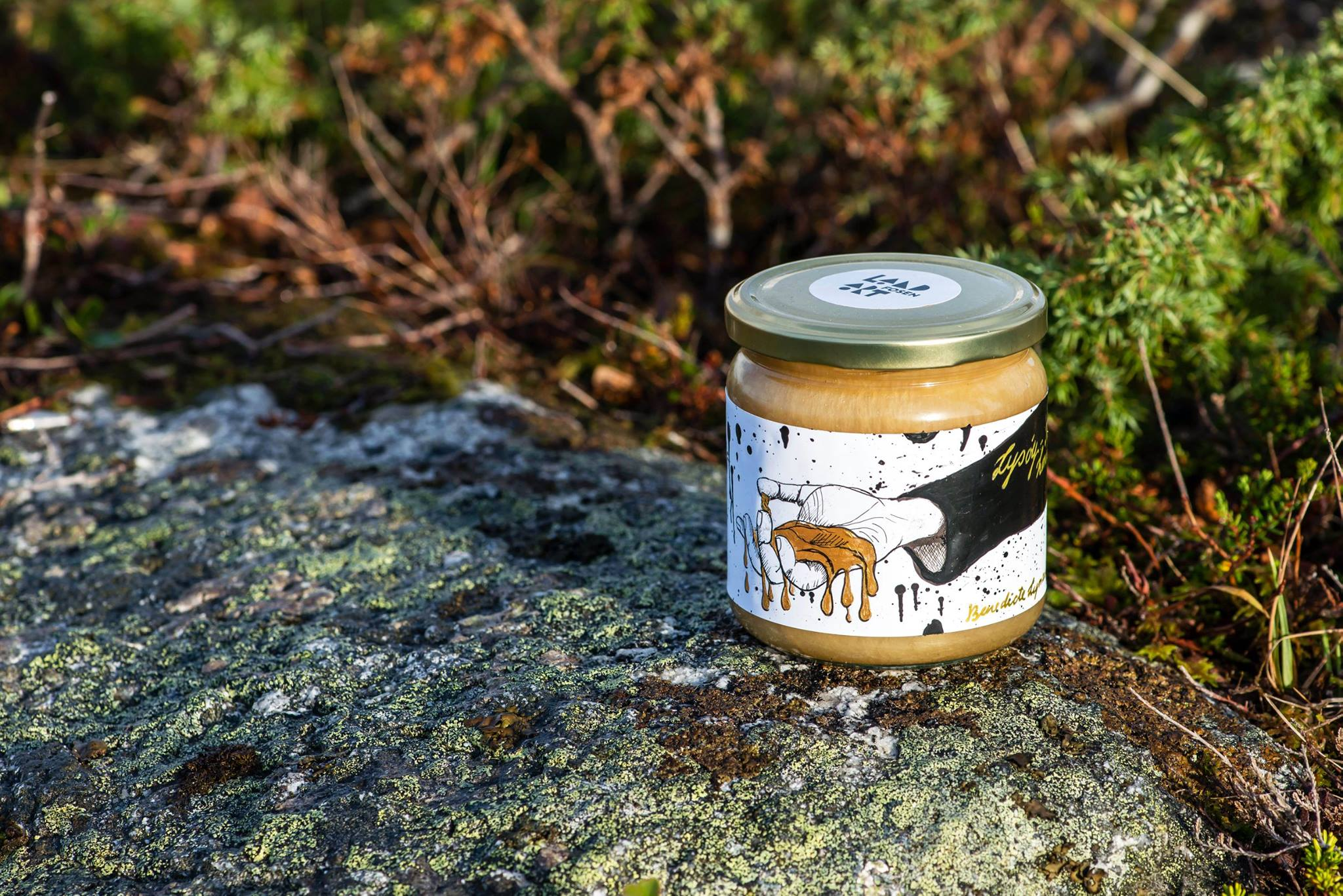 Landart Honning